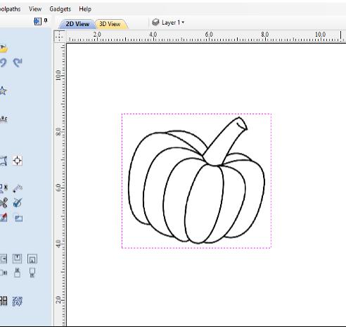 CNC Carve A Pumpkin Tray10