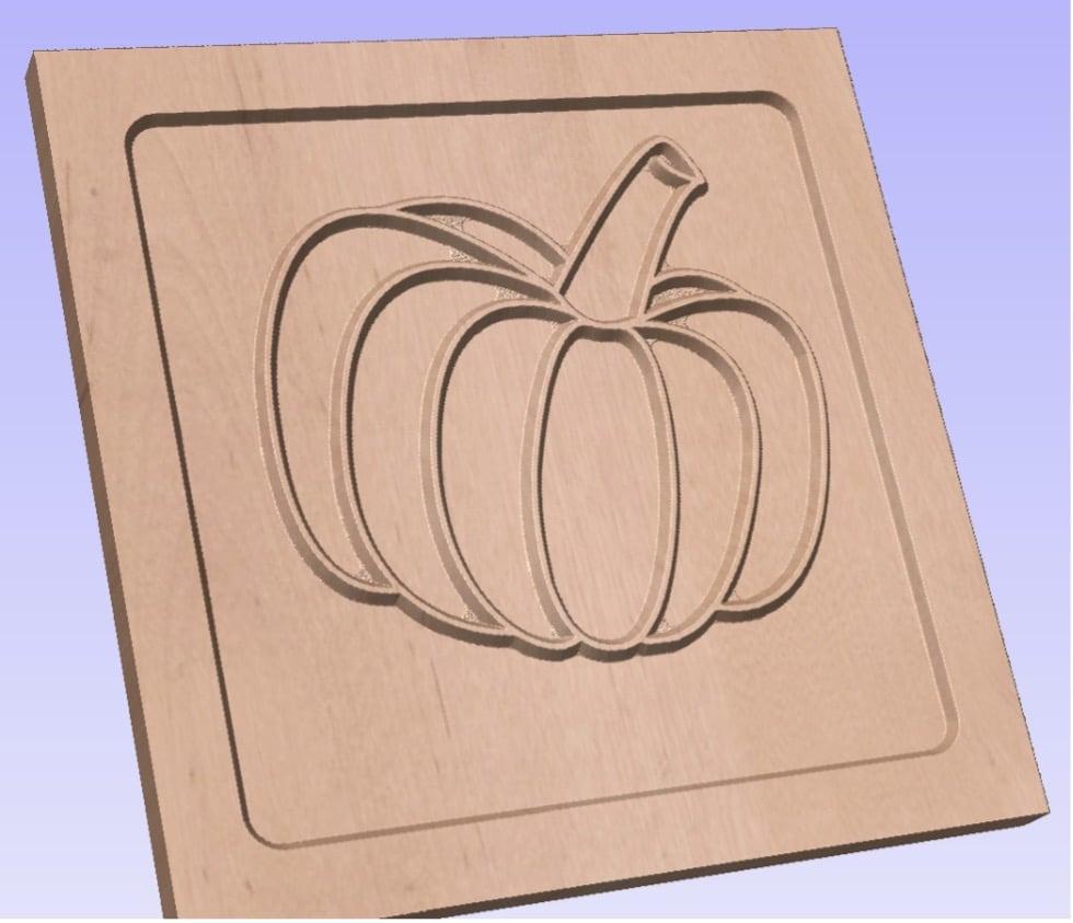 CNC Carve A Pumpkin Tray23