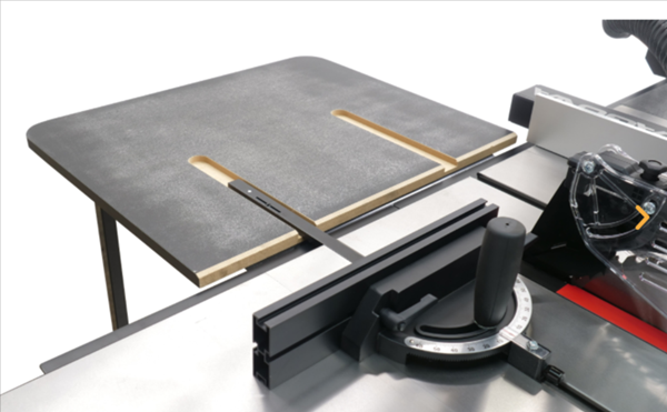 Ensuring appropriate surface area for woodworking projects
