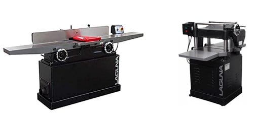 Laguna Tools Jointers and Planers