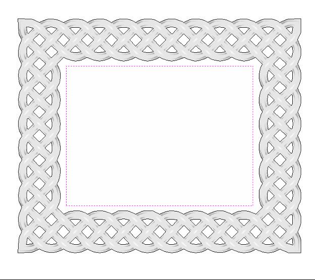 Make a Woven Frame18