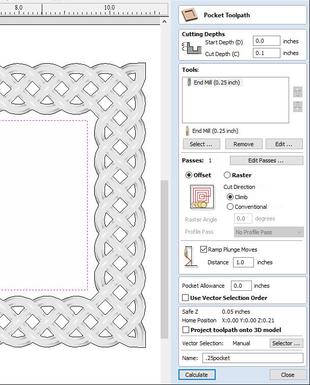 Make a Woven Frame19