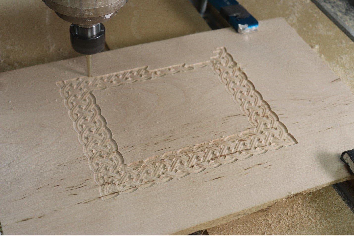 Make a Woven Frame22