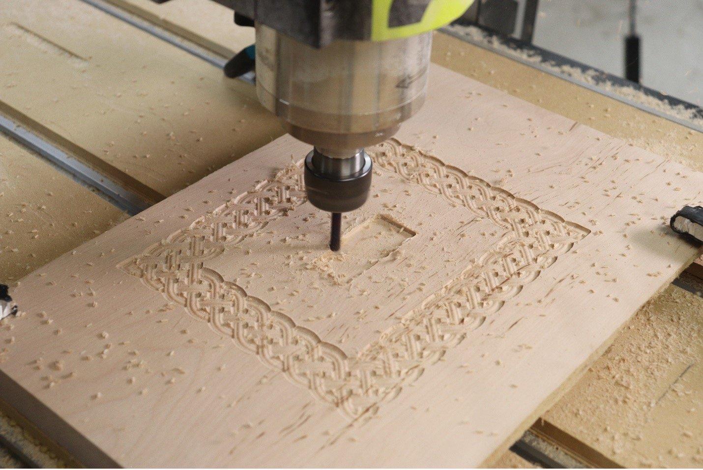 Make a Woven Frame24