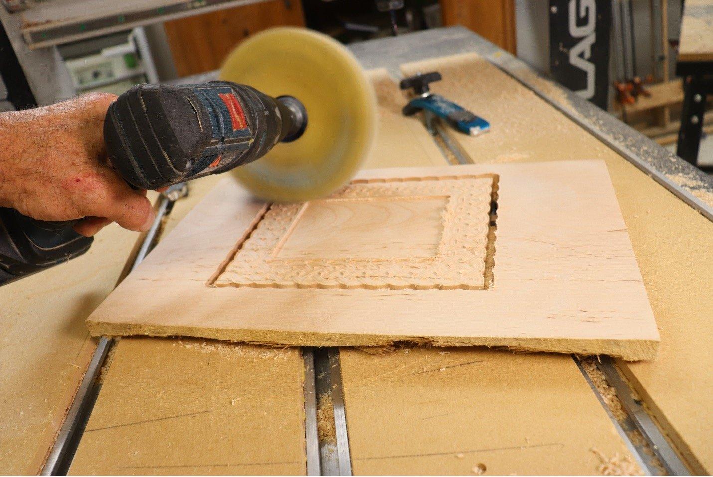 Make a Woven Frame26