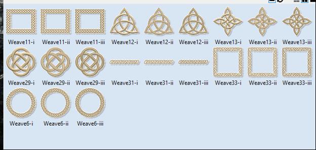 Make a Woven Frame5