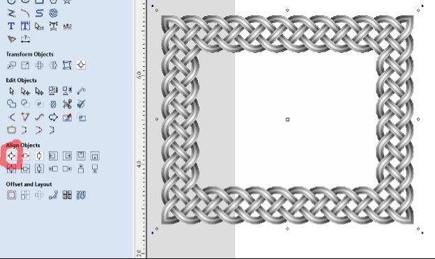 Make a Woven Frame6