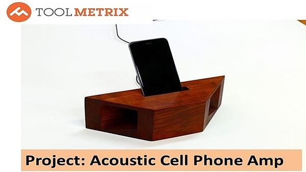 DIY Passive Cell Phone Amplifier