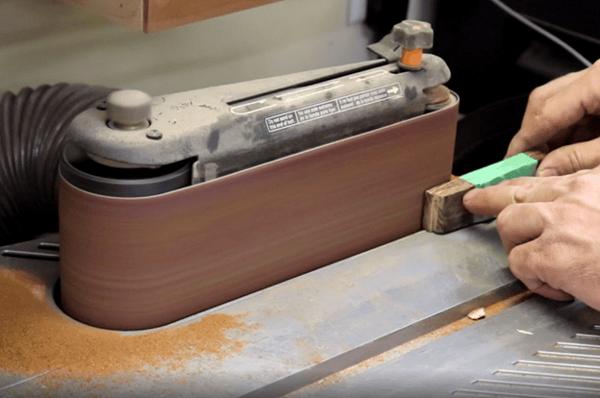 Make a Knife and Wooden Sheath