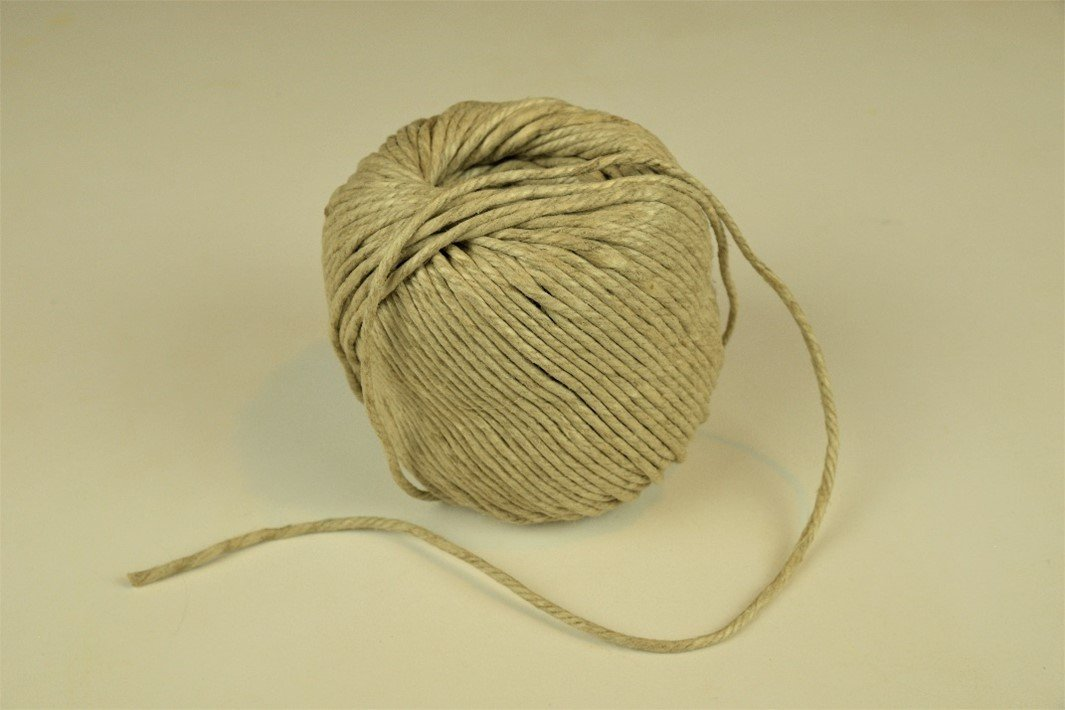 Ball of twine used for woodworkers