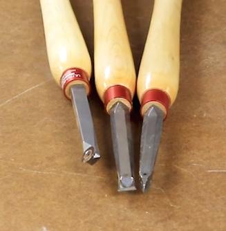 carbide lathe chisels