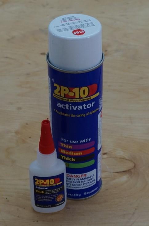 cyanoacrylate glue for quick repairs