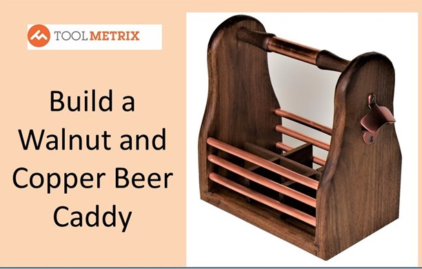 toolmetrix beer caddy youtube thumbnail