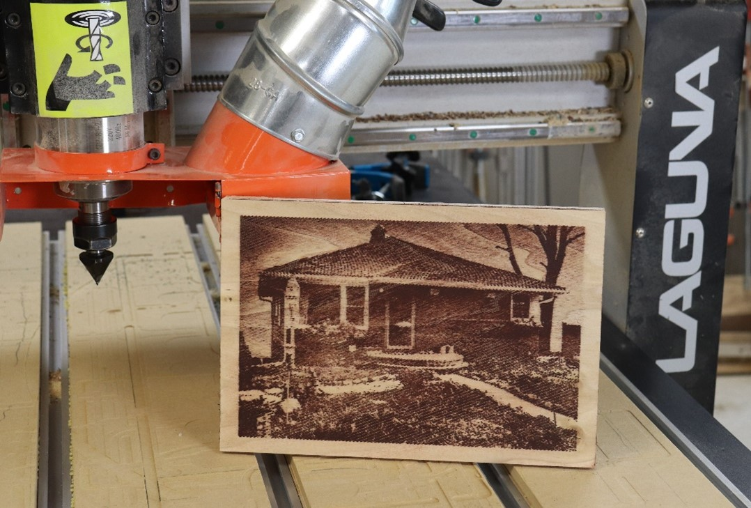 How To Turn Pictures Into Wooden Engravings