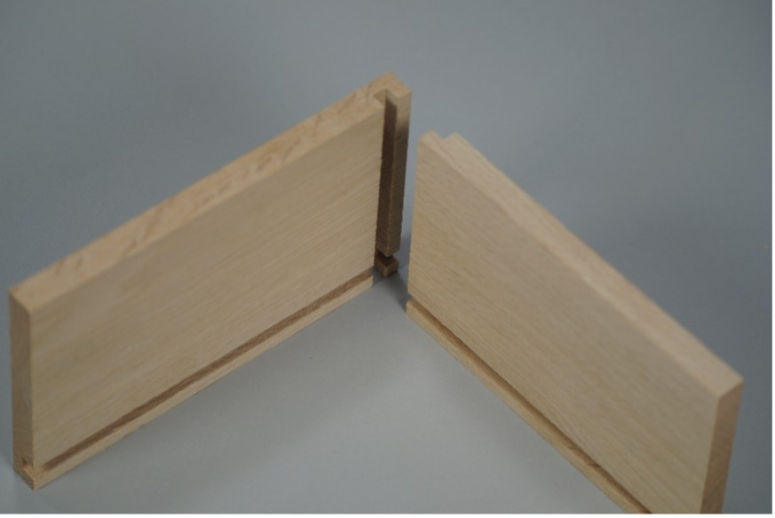 Easy Drawer Corners with Lock Rabbets