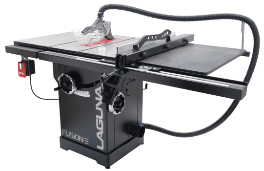 How to Choose Between Our Fusion Tablesaws