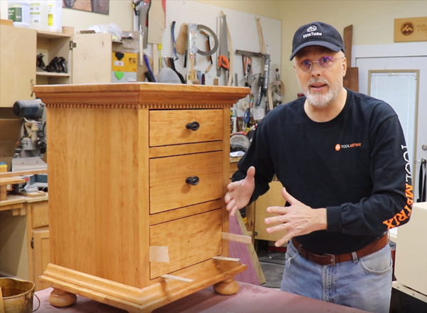 How to Install Inset Drawers with a Perfect Gap