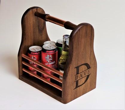 Main DIY Summertime Beer Tote or Caddy Image
