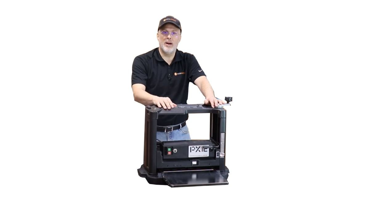 Test Drive - New QuadTec:I Carbide Insert Planer Head on the PX|12 Portable Planer