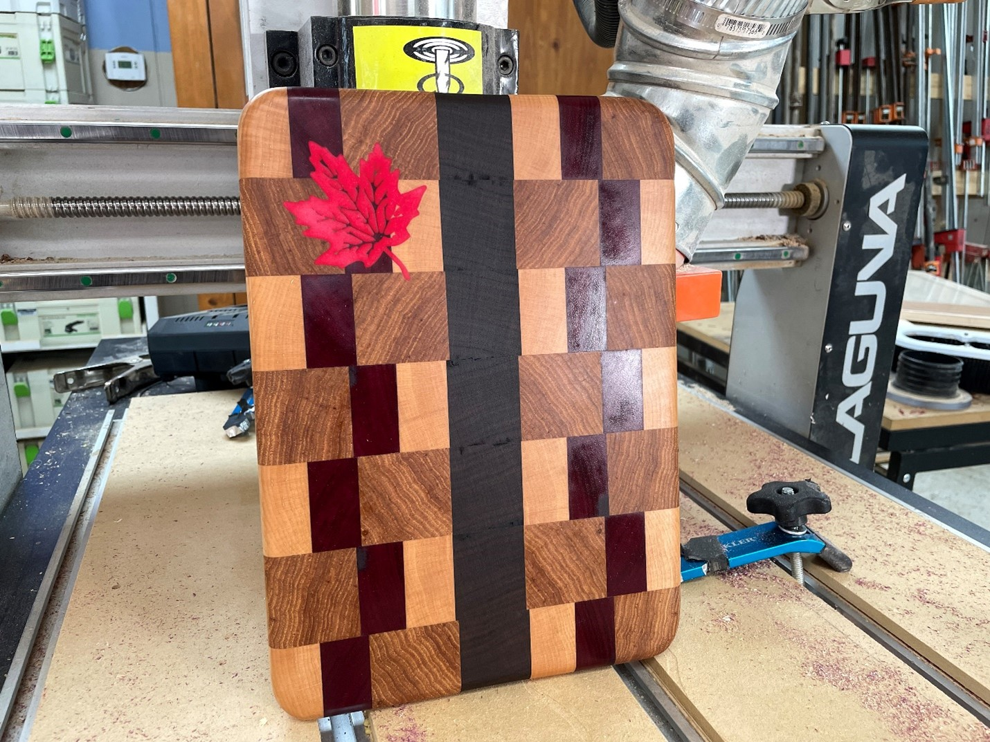 how to create an epoxy inlay using your cnc router main image